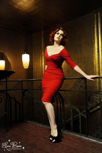 wiggle-dress